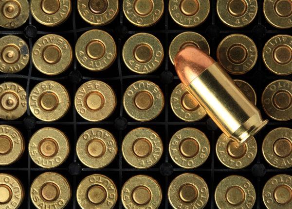 45 auto bullets