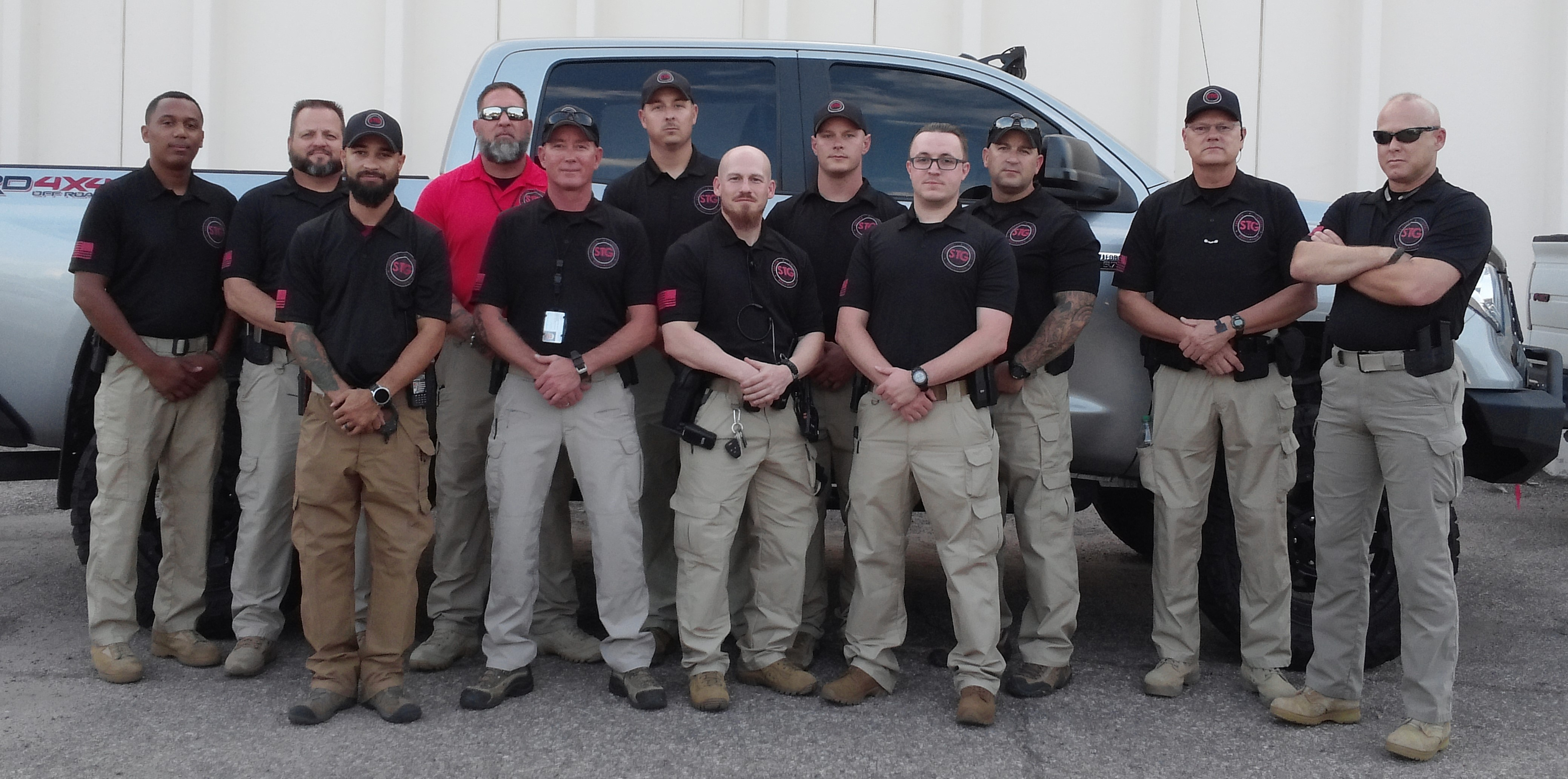 STG Protective Officers