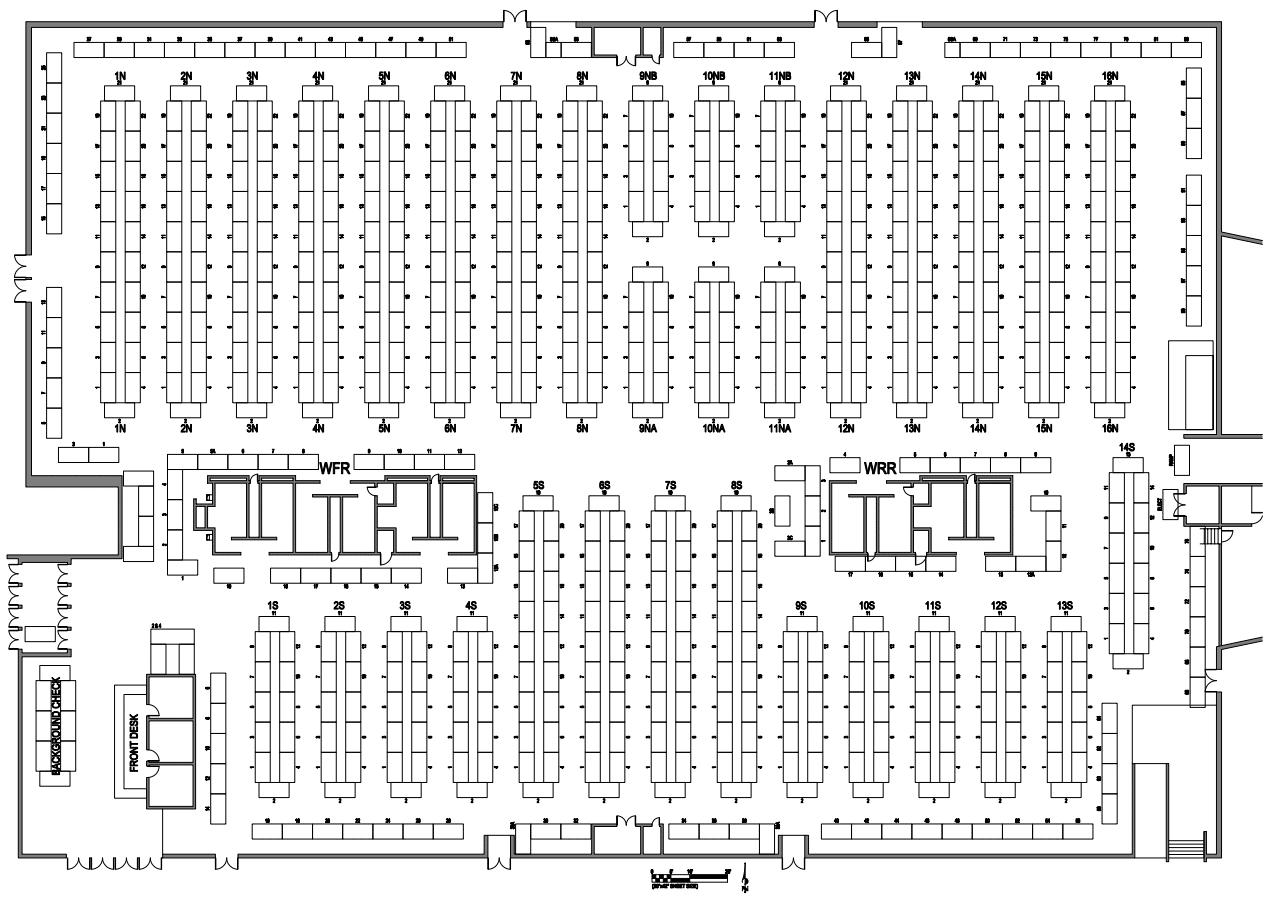 Denver Mart Map