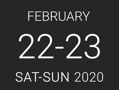 Colorado Springs Gun Show February 22 and 23